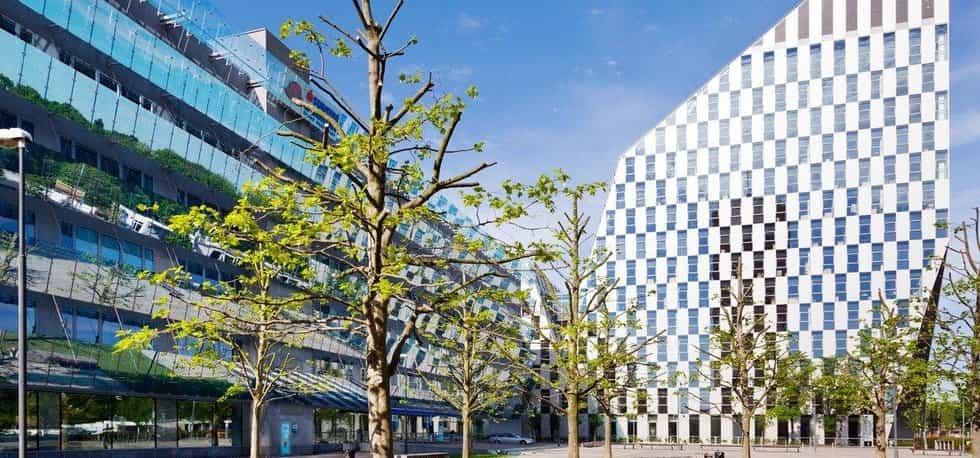 Budovu Crystal na pražských Vinohradech koupila společnost Česká Nemovitostní