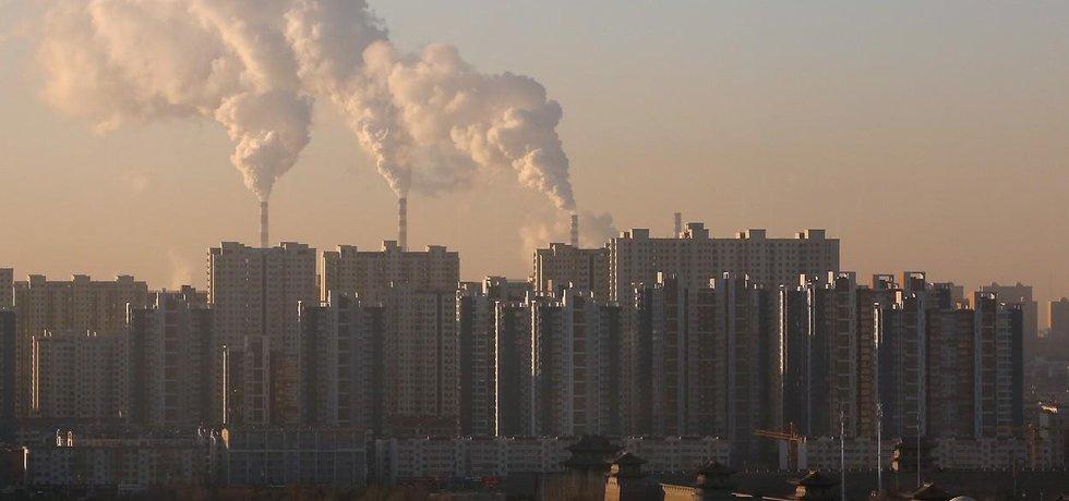 Elektrárna v Datongu, ilustrační foto