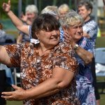 Sportovní hry seniorů, ilustrační foto