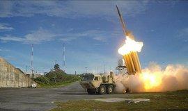 Moderní obranný systém THAAD (Terminal High Altitude Area Defence)