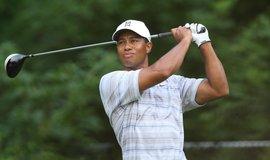 Tiger Woods s golfovou holí od Nike (Autor: Keith Allison via Wikimedia Commons; CC BY-SA 2.0)