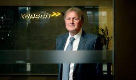 Výkonný ředitel Kapsch Telematic Services CZ Karel Feix.