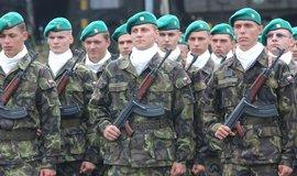 Slavnostní vojenská přísaha