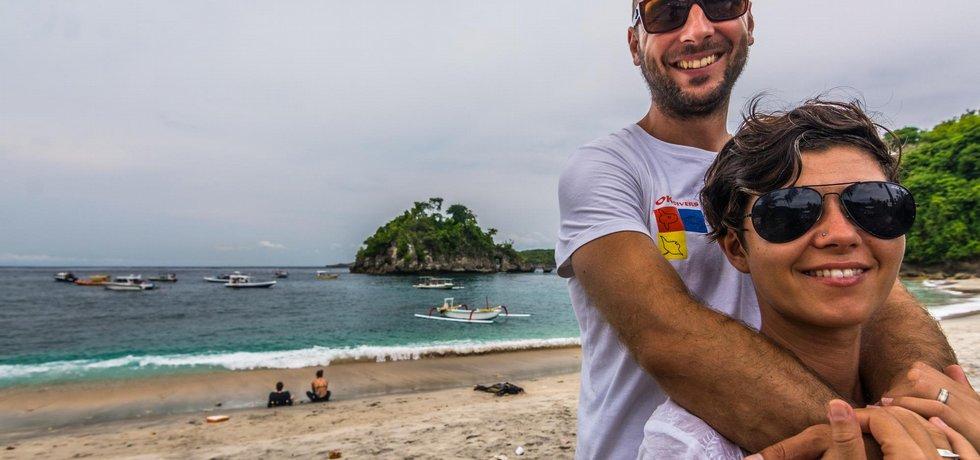 Rudo Hvizdoš a Elena Korsogová, spolumajitelé pětihvězdičkového potápěčského resortu na Bali.