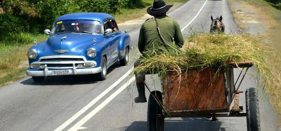 Kubánské silnice.
