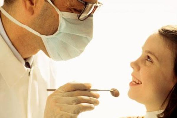 stomatologie, zubař