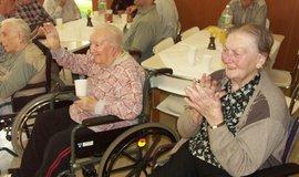 Domov pro seniory, ilustrační foto
