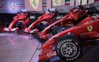 Museo Ferrari (Maranello a Modena, Itálie)