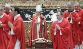 Papež František, archivní foto