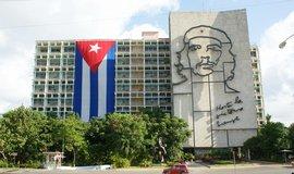 Budova kubánského ministerstva vnitra, ilustrační foto