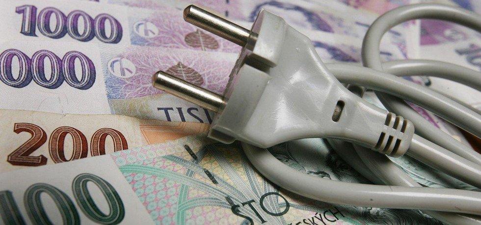 Prodej energií, ilustrační foto