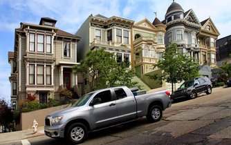 Ulice v San Francisku