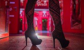 Prostituce, ilustrační foto