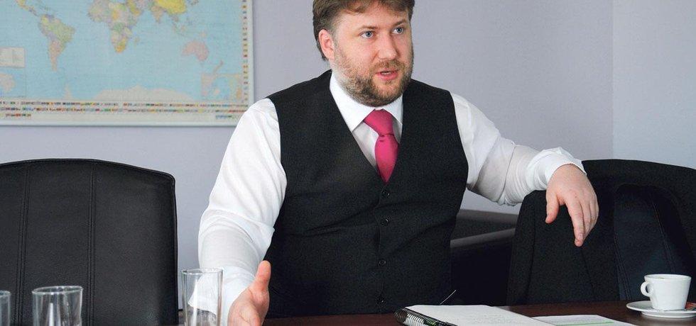 Šéf Ředitelství silnic a dálnic David Čermák