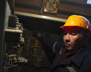 Vodní elektrárna v Kyrgyzstánu, ilustrační foto