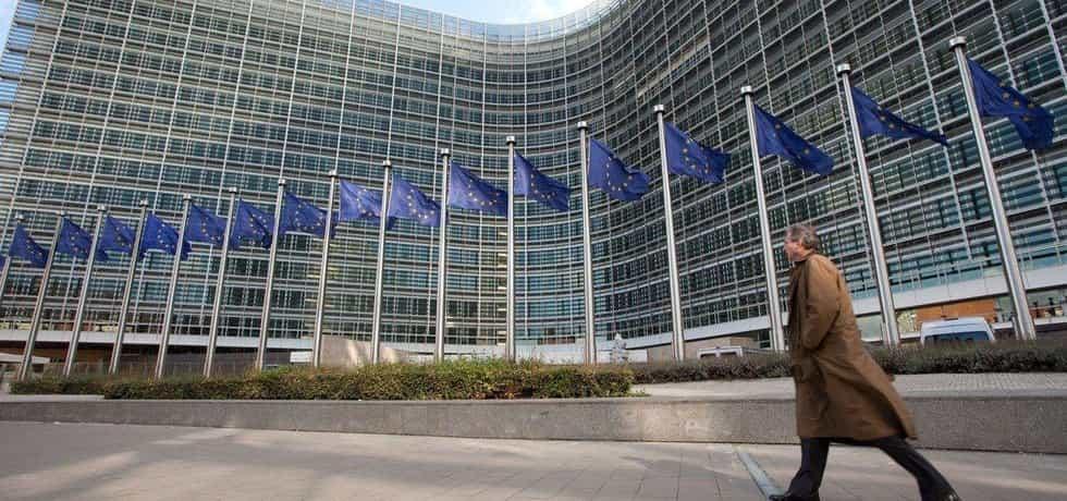 Sídlo Evropské komise, ilustrační foto