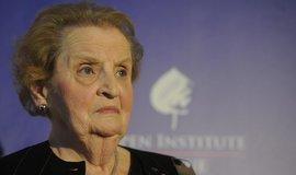 Madeleine Albrightová, archivní foto