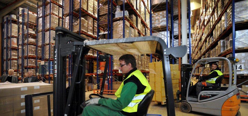 Bohemia Cargo provozuje sklady v Děčíně, Ústí nad Labem, Praze a Brně