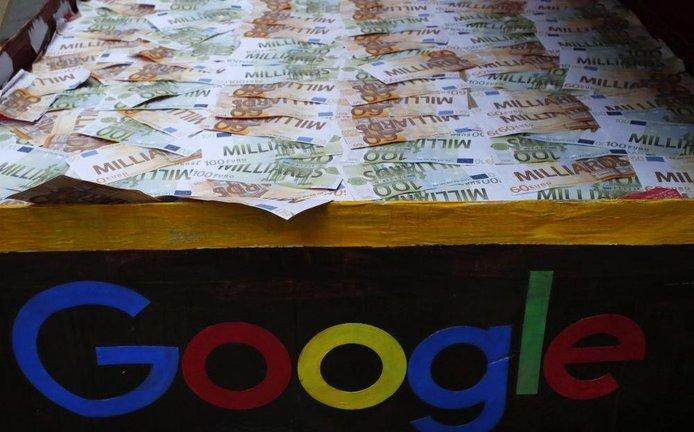 Digitální daň, ilustrační foto