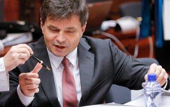 Slovenský ministr školství Peter Plavčan
