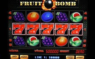 Video loterijní terminál