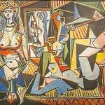 Pablo Picasso - Les Femmes d´Alger