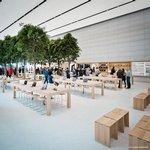 Nový Apple Store v Bruselu