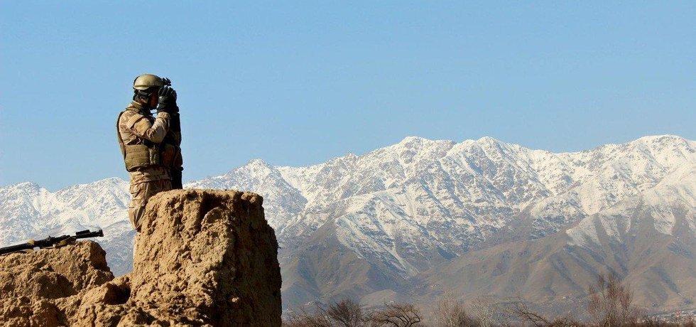 Česká hlídka Afghánistánu, ilustrační foto