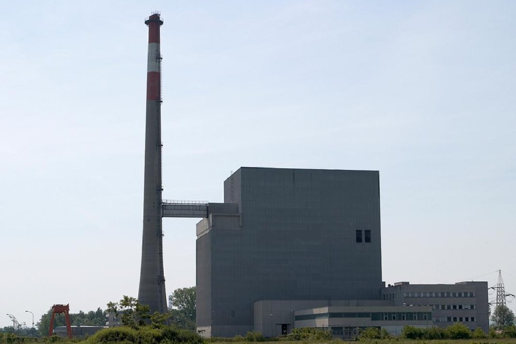 Jaderná elektrárna Zwentenndorf. Pomník rakouské antijaderné politiky.