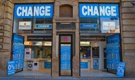 Praha si nechá zmapovat směnárny provozované ve svých prostorech (ilustrační fotografie)