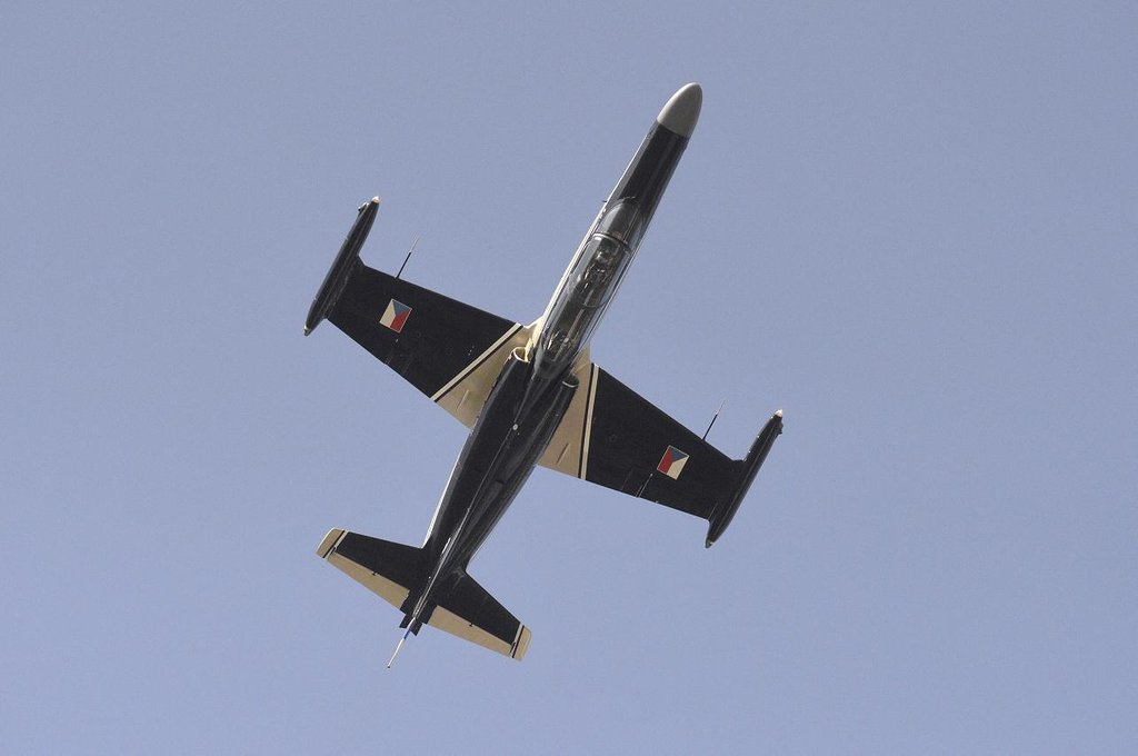 Nový letoun L-159 od společnosti Aero Vodochody