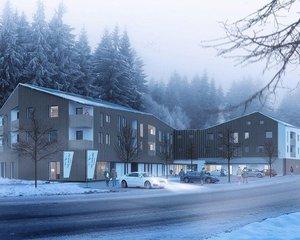 Apartmán v Krkonoších: chalupa 21. století bez starostí a s výnosem