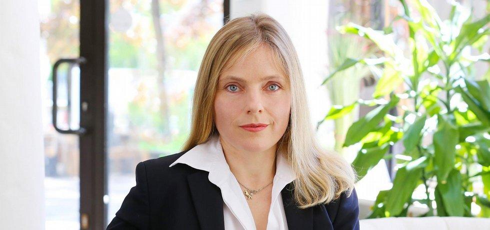 Abigail Schaefferová, zastupující vlastníka Škodova paláce