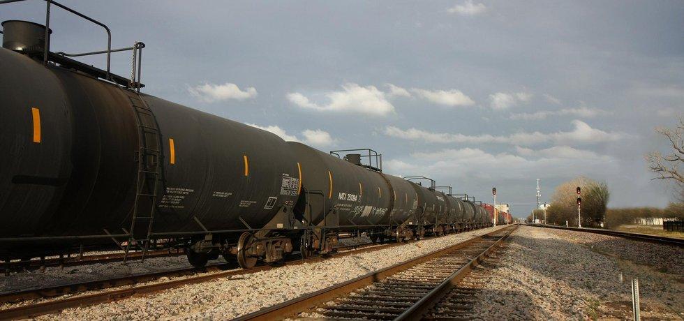 Vlak tanker