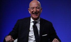 Zakladatel firmy Amazon Jeff Bezos, ilustrační foto
