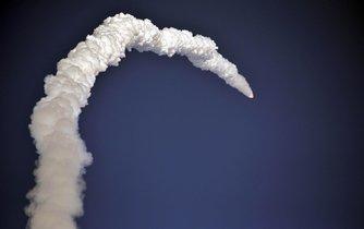 balistická střela (ilustrační foto)