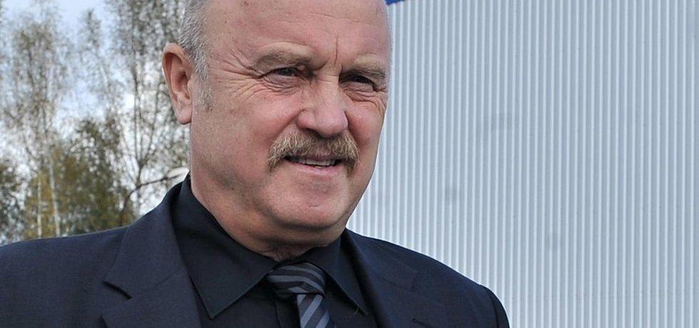 Obviněný poslanec Josef Novotný (ČSSD)