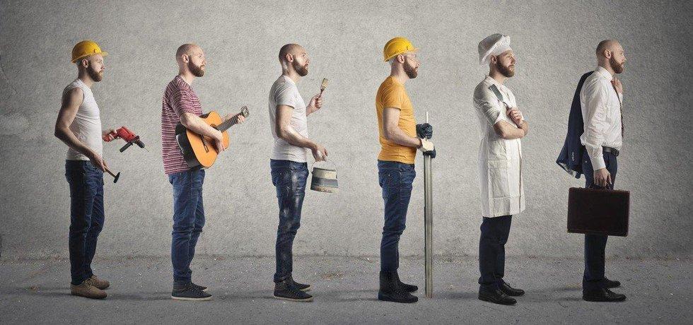 Češi častěji mění práci, ilustrační foto