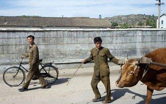 Severokorejci, ilustrační foto