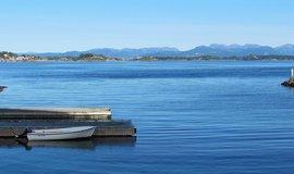 Norská přímořská idyla