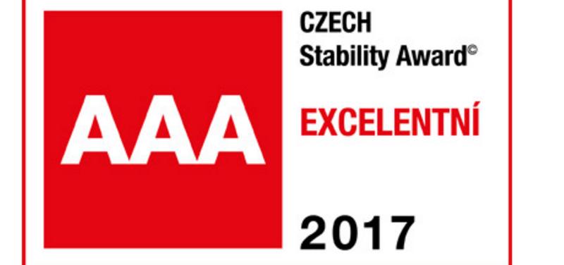 Czech Stability Award