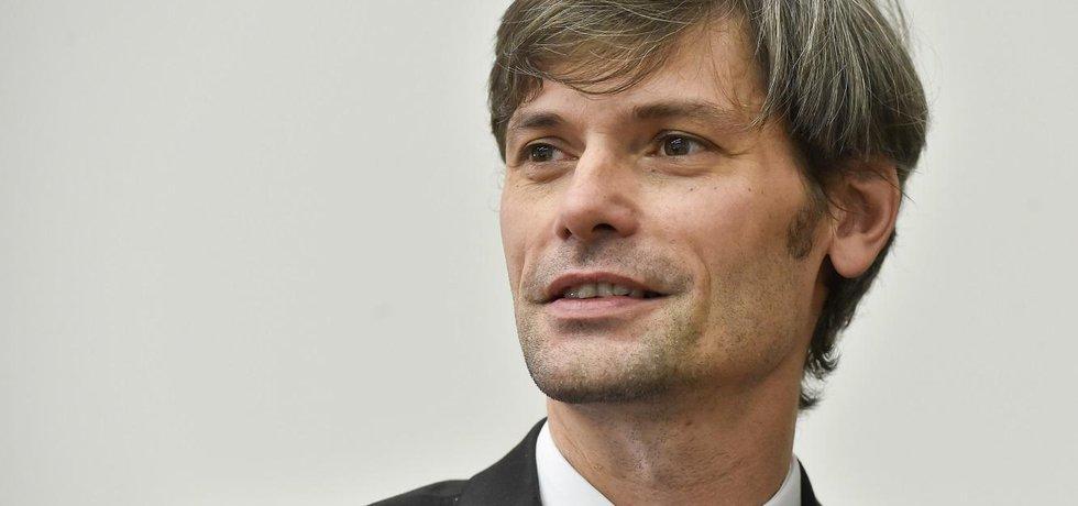 Marek Hilšer bude do Senátu kandidovat v obvodu v Praze 2 a 3