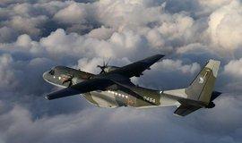 Obrana podepsala smlouvu na nákup dvou letounů CASA, zaplatí 1,94 miliardy korun