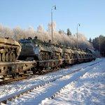 Transport bojových vozidel pěchoty