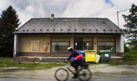 Venkovský obchod, ilustrační foto