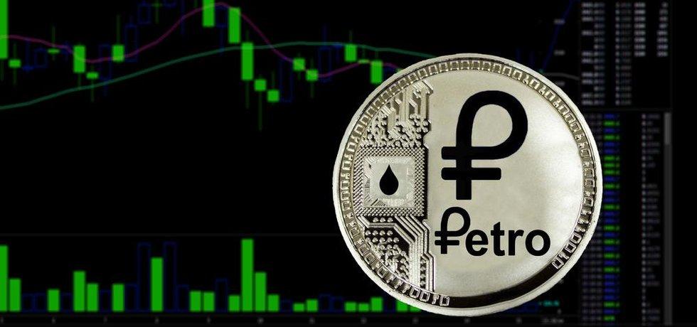 Venezuelská státní kryptoměna petro