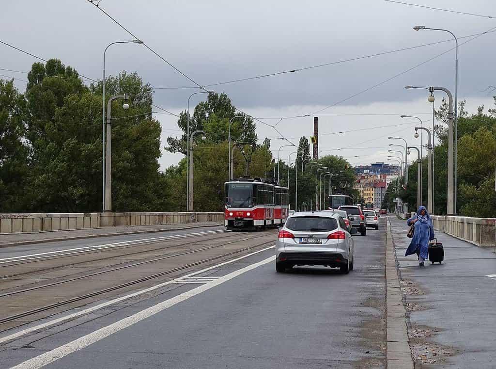 Libeňský most bude neprůjezdný