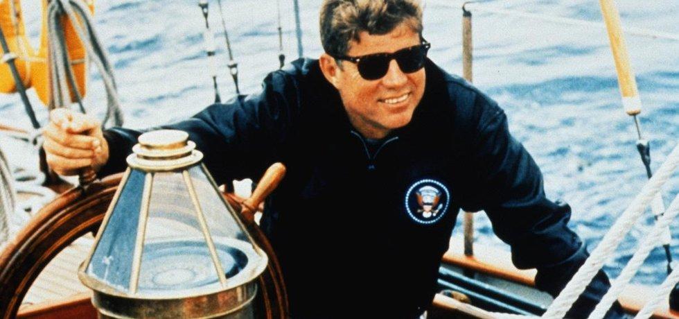 Největší z klanu. John Fitzgerald Kennedy to dotáhl až na amerického prezidenta. Přesně tak, jak si to jeho otec Joe vždy přál.