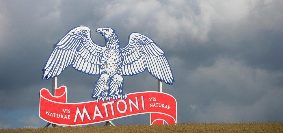 Reklama Mattoni