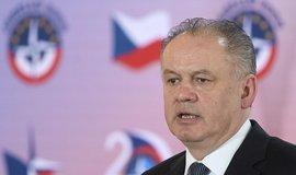 Slovenská policie obvinila Kisku kvůli jeho rodinné firmě. Politická kampaň, reaguje exprezident